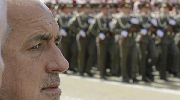 Bulgarian PM Borissov: EU should create its own collective defence
