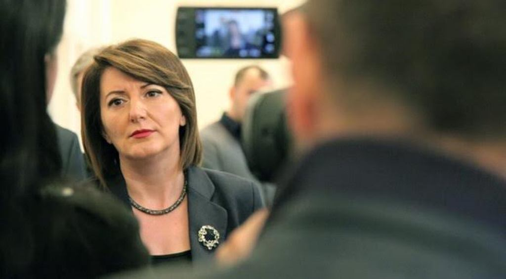 Former president of Kosovo denied entry in Serbia