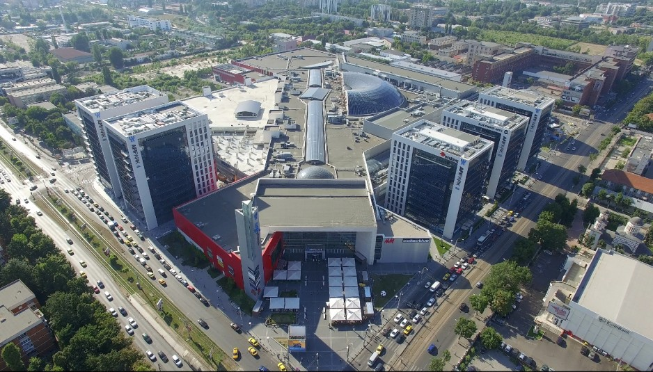 Deal of the year on the local office building market: Dedeman buys AFI Park for EUR 164 M