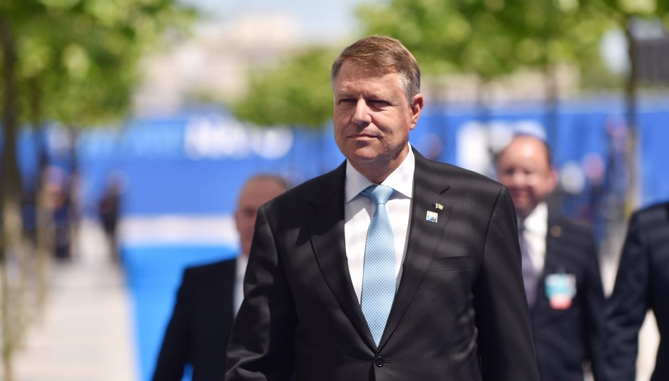 President Iohannis in the US next week, to meet Donald Trump