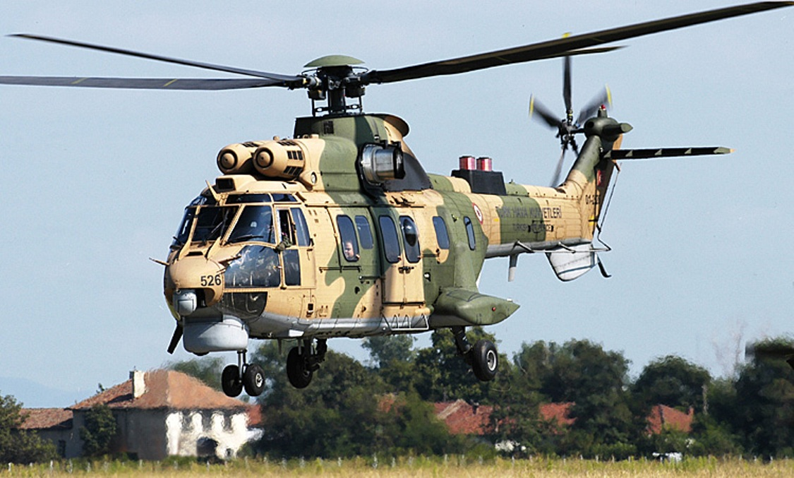 Turkey: 13 soldiers killed in helicopter crash