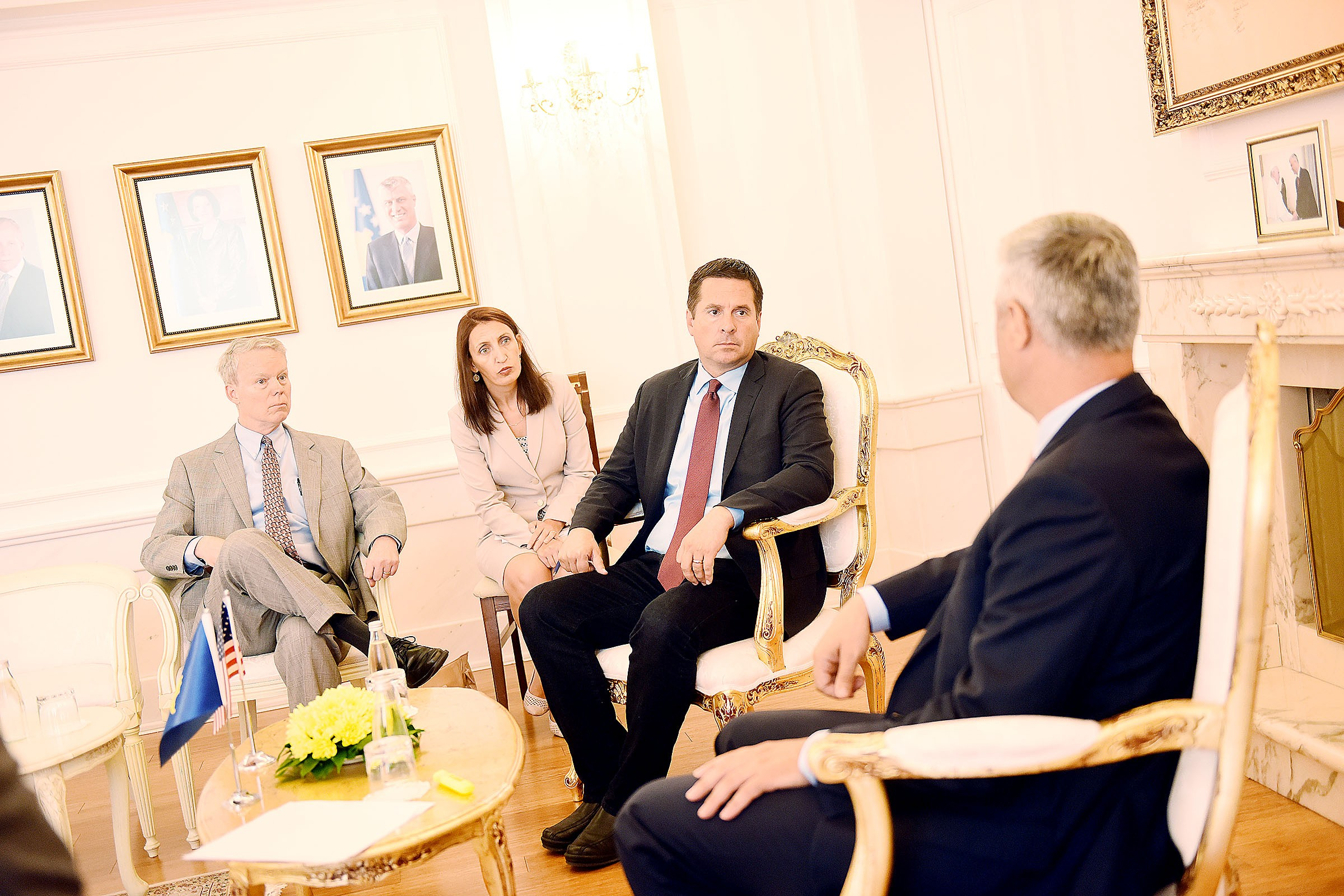 US presence in the Balkans is vital for peace and development of the region