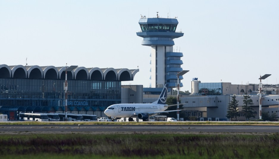 New record air traffic on Bucharest airports: almost 6 million this H1