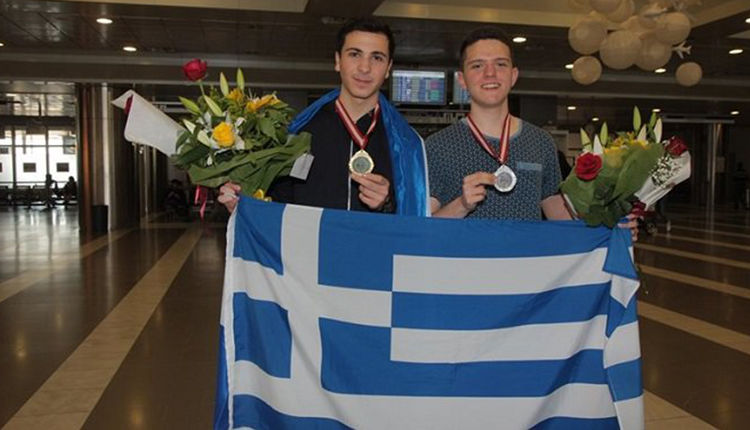 Great distinction for Greece in the International Mathematical Olympiad