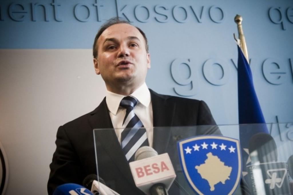 """Kosovo condemns Serbia's chauvinist language"""