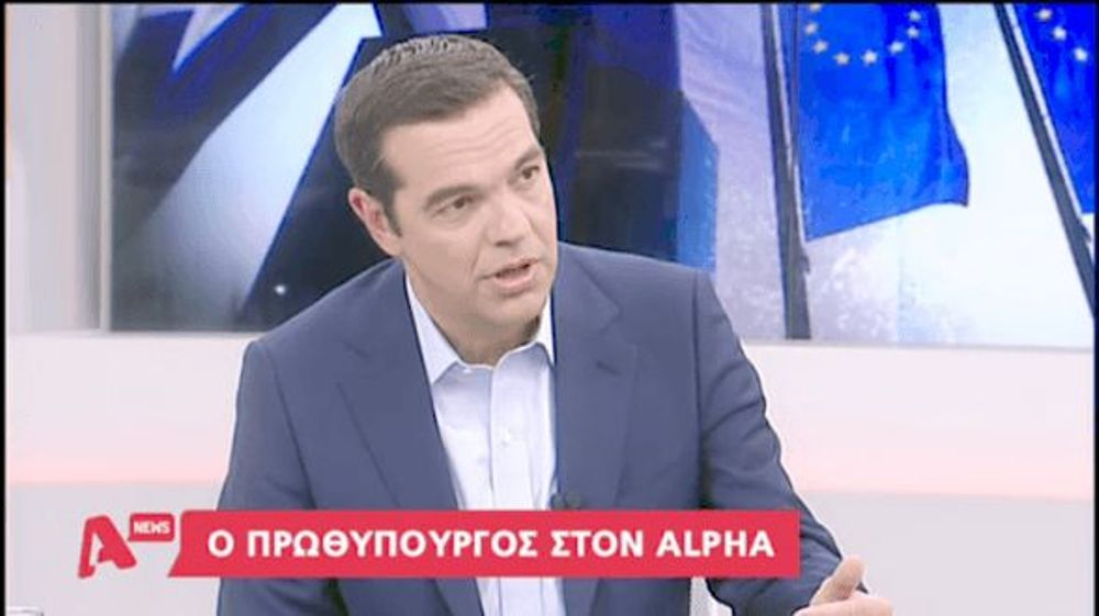 Tsipras says Greece has made first steps to permanent recovery