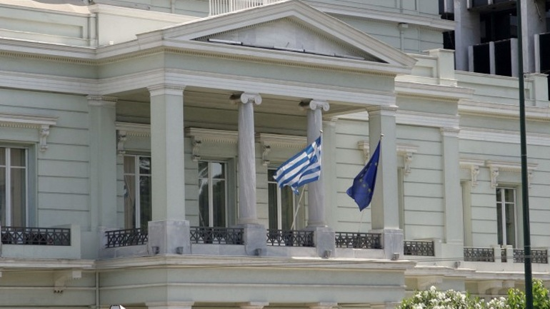 Greek Foreign Ministry issues strong statement on the demolitions of