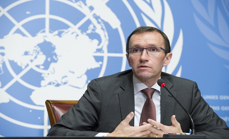 The best chance for a mutually-agreed solution in Cyprus is through the established United Nations parameters – Barth Eide