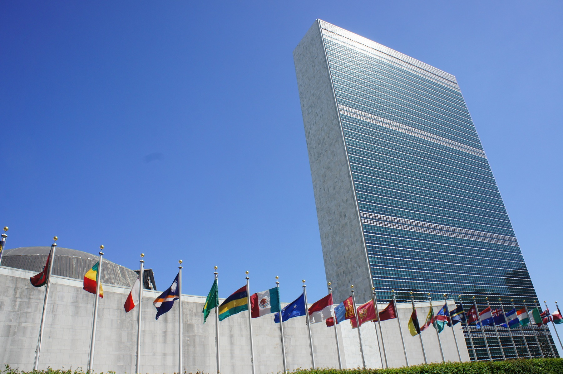Cyprus issue moves at the UN headquarters, New York
