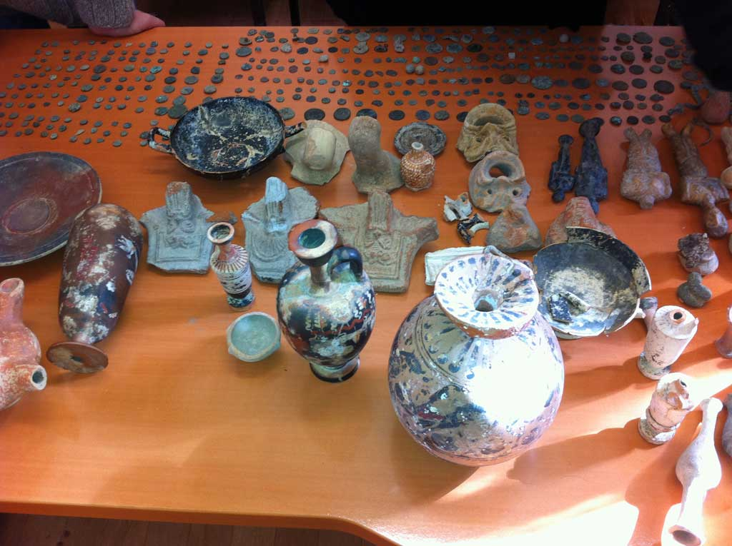 Cyprus – USA renew MoU on the imposition of import restrictions on archaeological objects