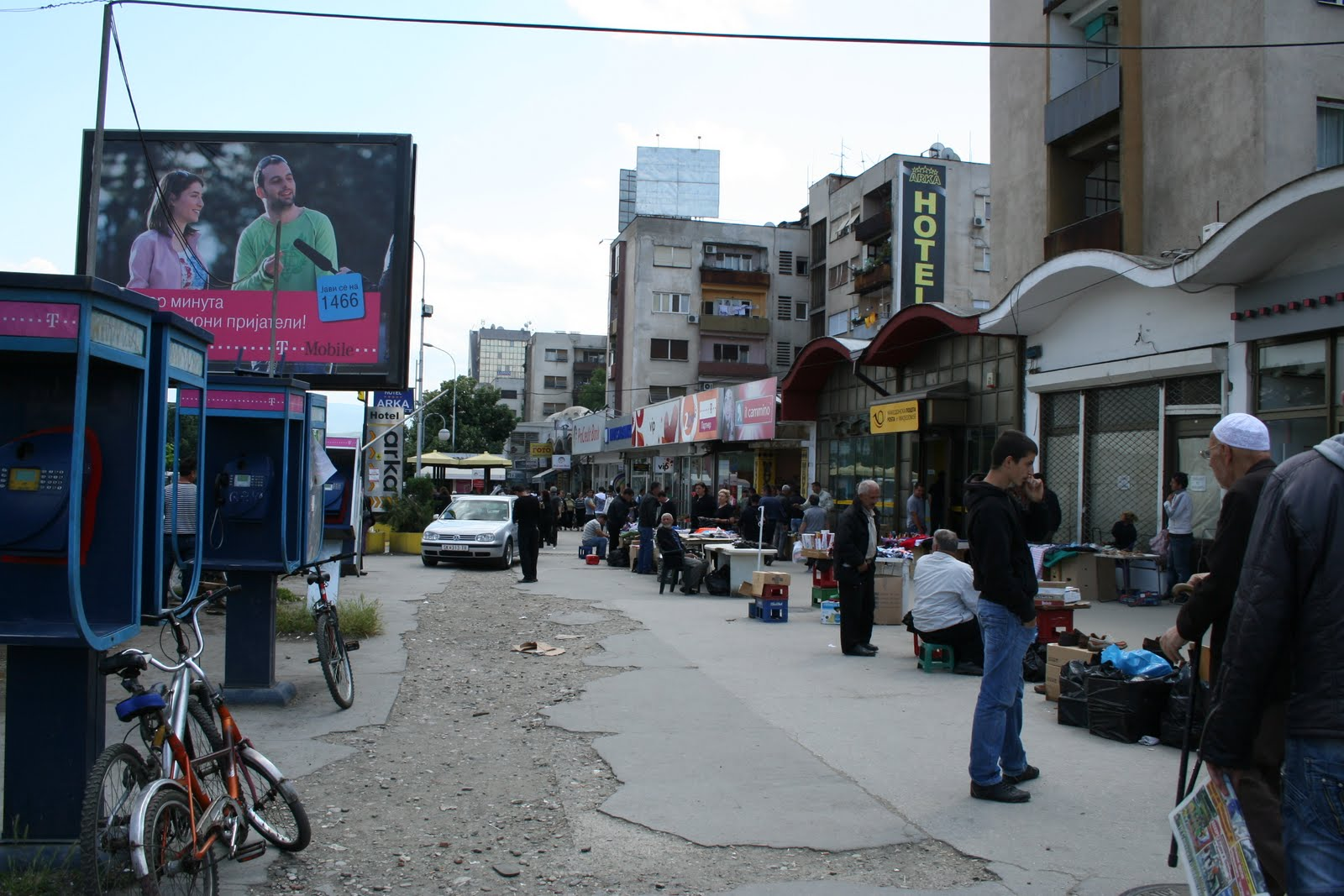 Grey economy is suffocating businesses in FYROM