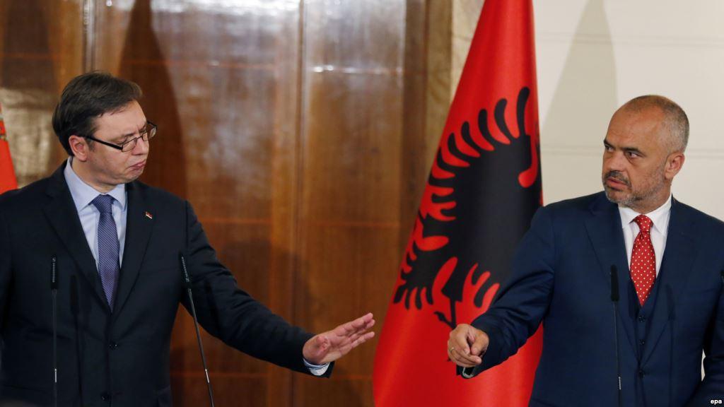 Rama praises Vucic's statement