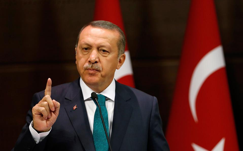 Turkey determined to fight threats at their root, Erdoğan says