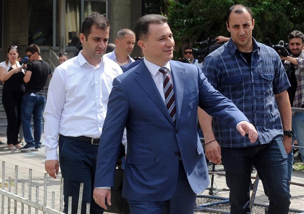 Court of Appeal rejects the motion for Gruevski's imprisonment