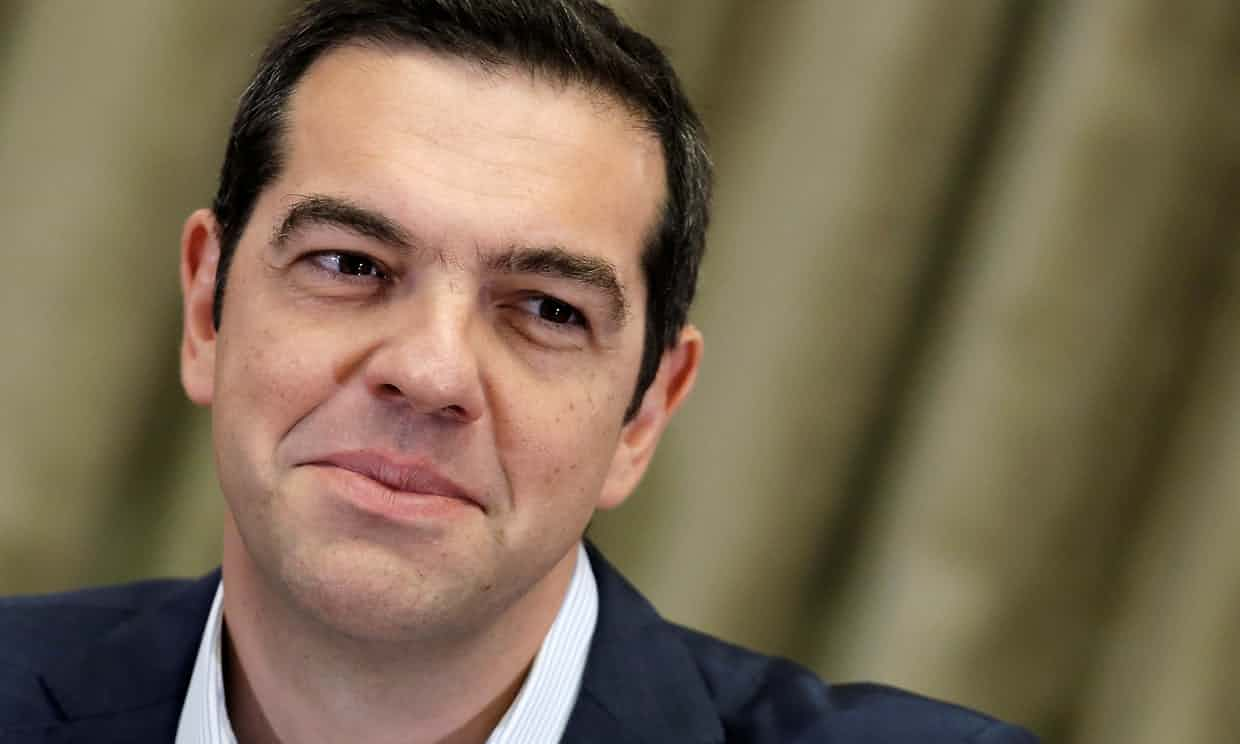 Tsipras to Guardian: 'The worst is clearly behind us'