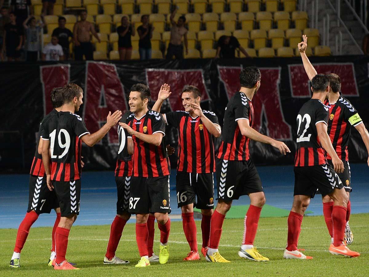 Europa League, Shkendija makes it through the third round