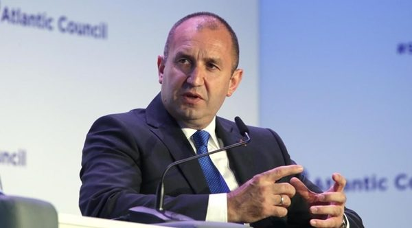 Bulgarian President Radev: Handling of jet fighter acquisition process 'not the best signal' abroad
