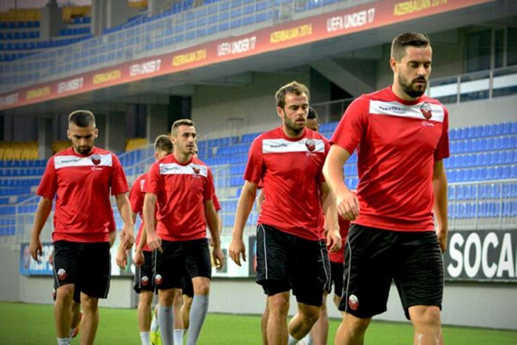 Shkendija to face Helsinki in the Europa League