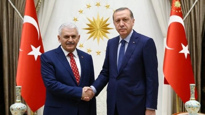 Yildirim announces Government reshuffle – no major changes
