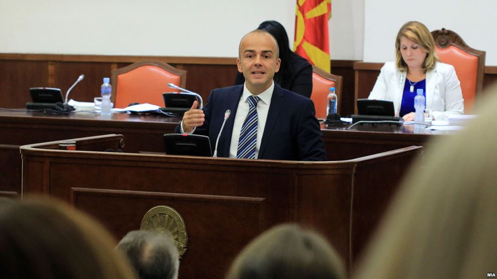 Opposition in FYROM blocks the budget review
