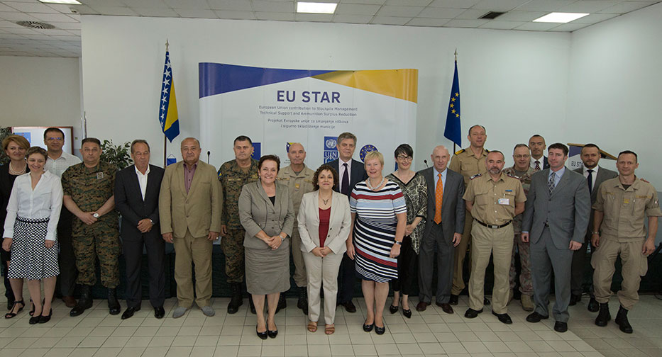 EUSTAR project will bring a safer future to BiH