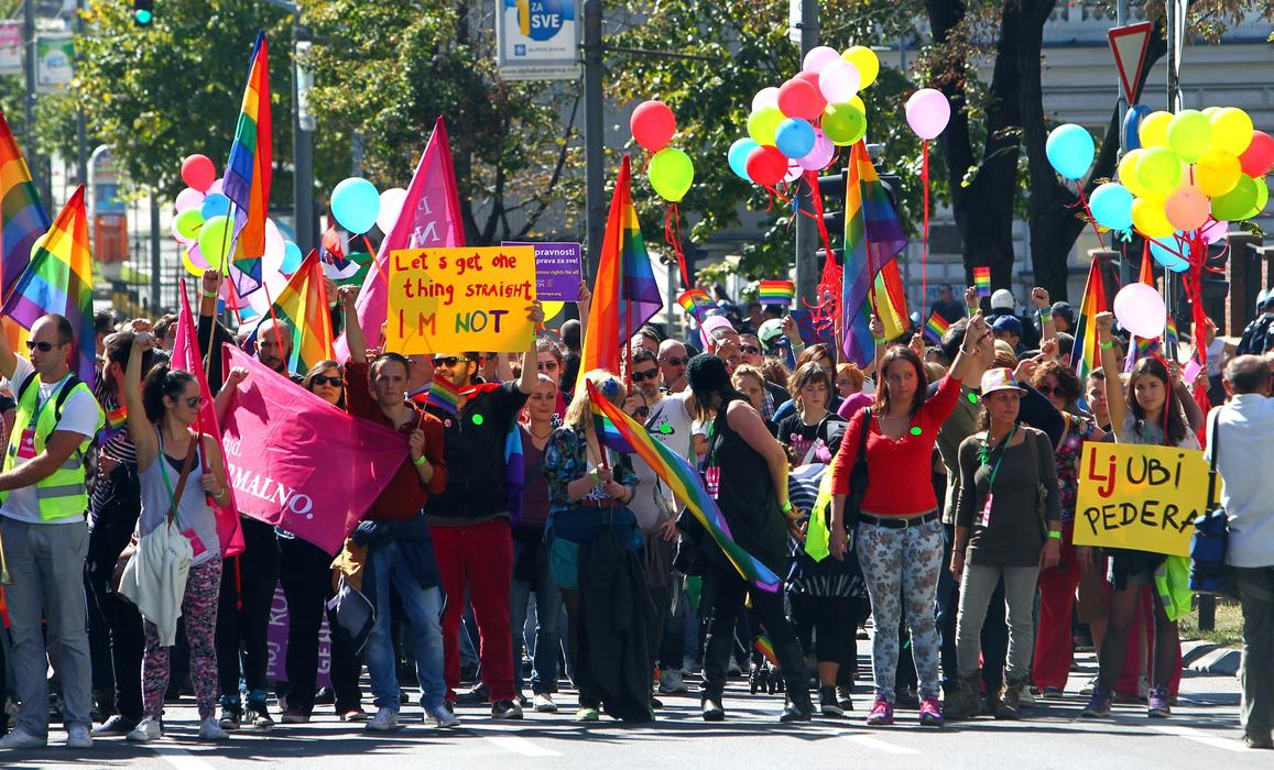 Appeal on Vucic to lead Pride parade