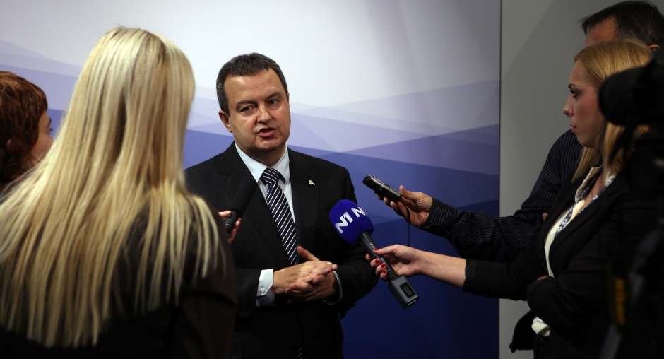 """Combating terrorism at top of our agenda"" – Dacic"