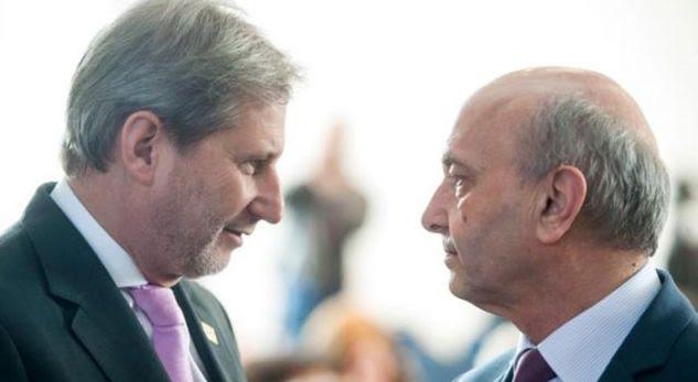 Hahn slams Kosovo and Montenegro on the regional joint market