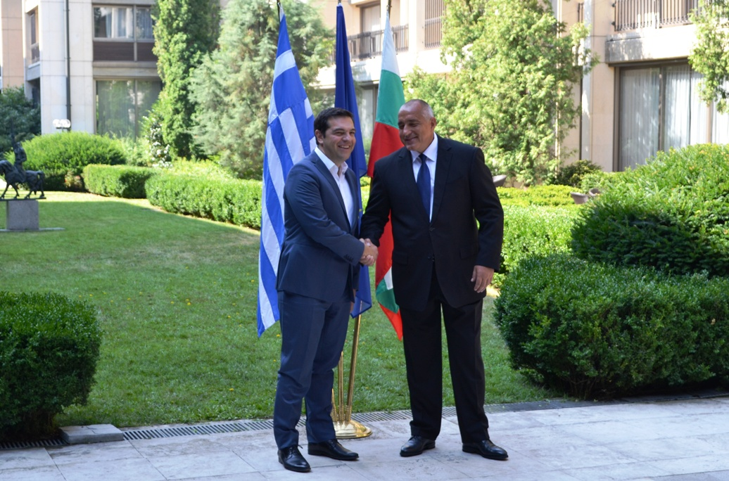 Trilateral cooperation between Greece, Bulgaria and Serbia