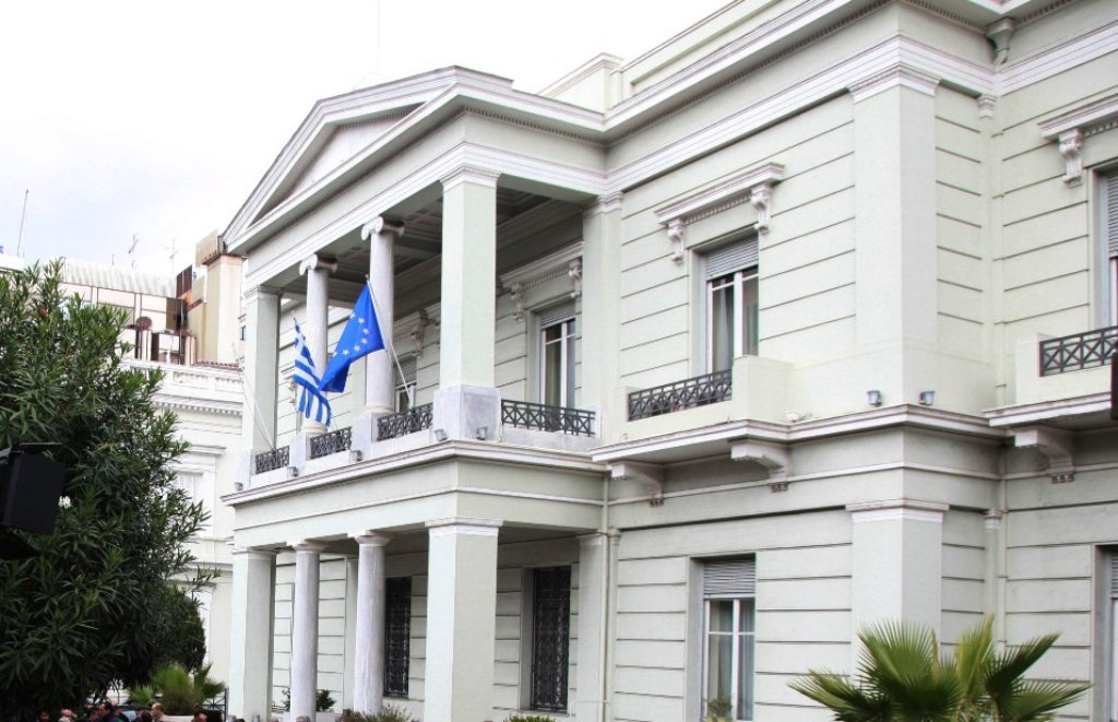Greek Foreign Ministry reacts strongly to German deputy FM's statements in Skopje