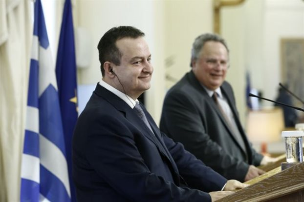 "Dacic: Serbia made a mistake by recognizing ""Macedonia"""