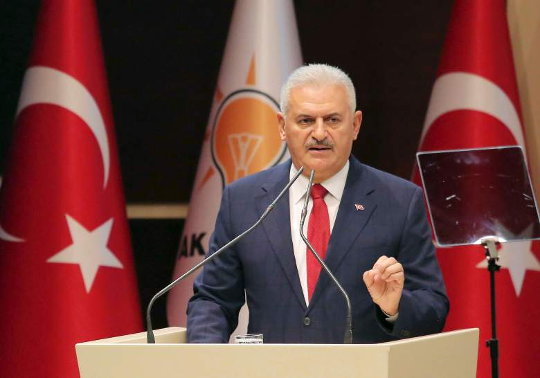 """Turkey will defend its rights in Cyprus"" – Binali Yildirim"