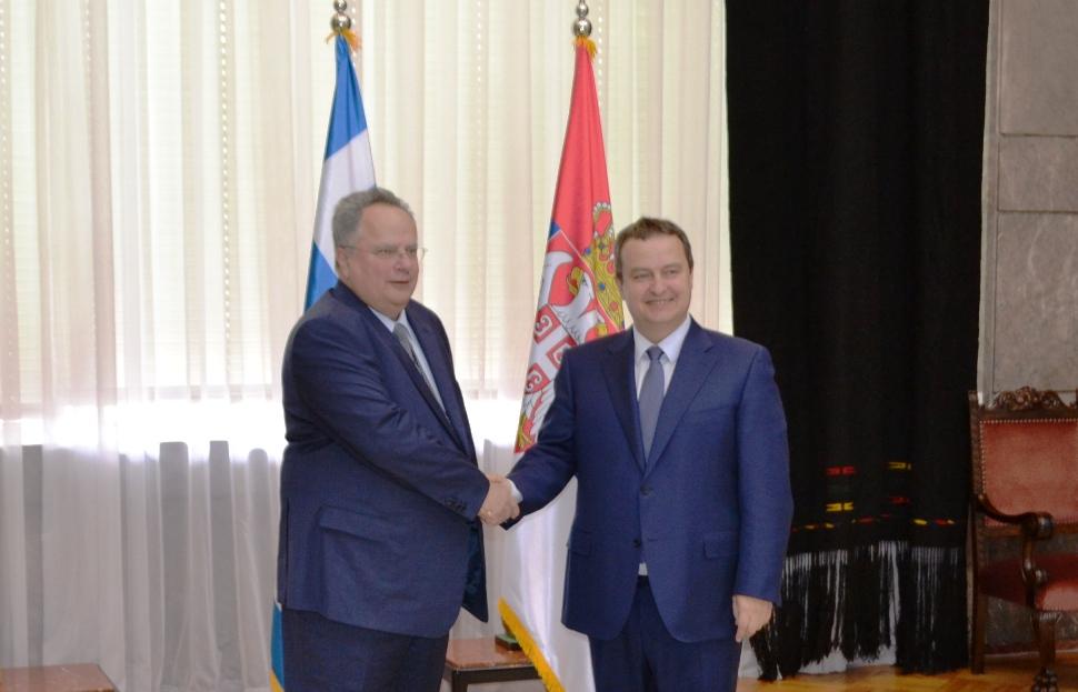 Kotzias – Dačić to meet in Athens prior G2G in Thessaloniki