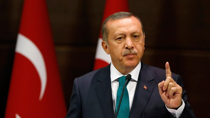 Germany commits suicide by not allowing me to speak – President Erdogan
