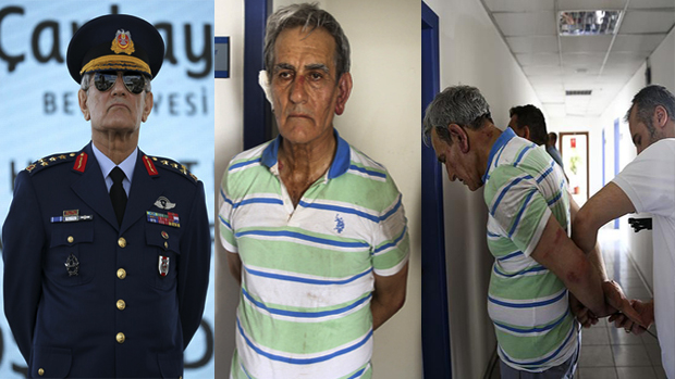 Key Turkish coup attempt general Öztürk cites army chief as witness to prove innocence