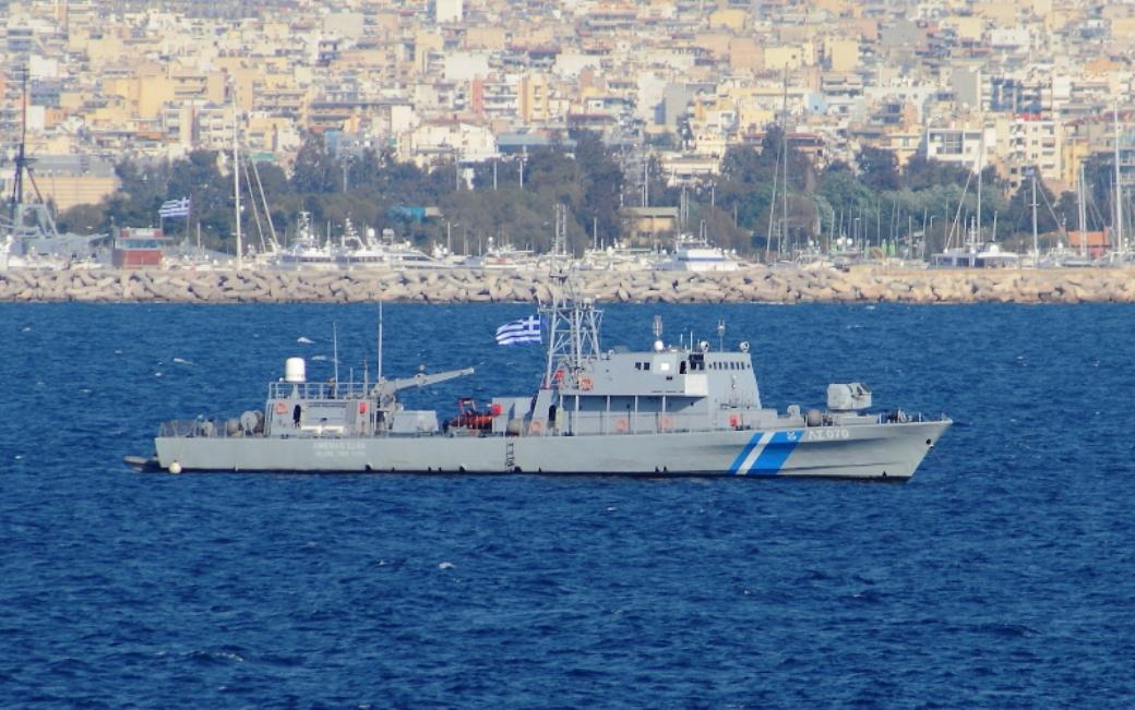 HCG headquarters' response regarding an incident involving a HCG vessel and a cargo ship under Turkish flag