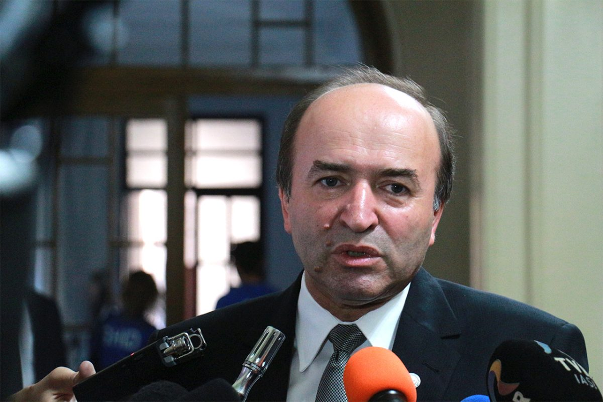 Toader notifies Judicial Inspection to assess the managerial activity of DNA and Prosecutor General's Office