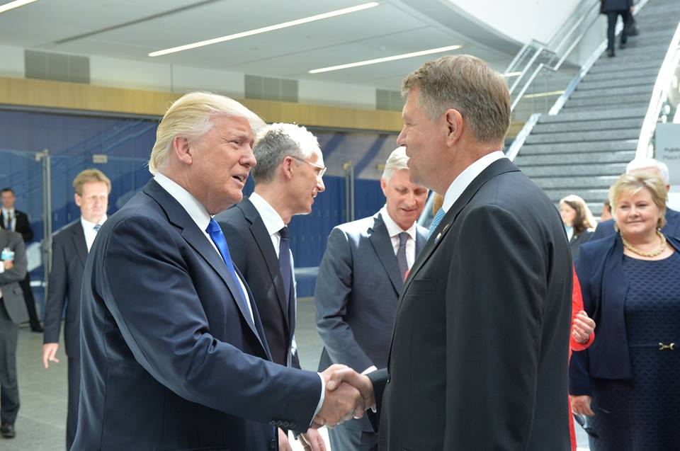 New Iohannis-Trump meeting