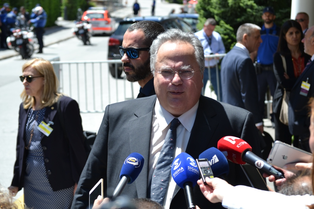 Nikos Kotzias to visit New York to take part in the 72nd General Assembly of UN