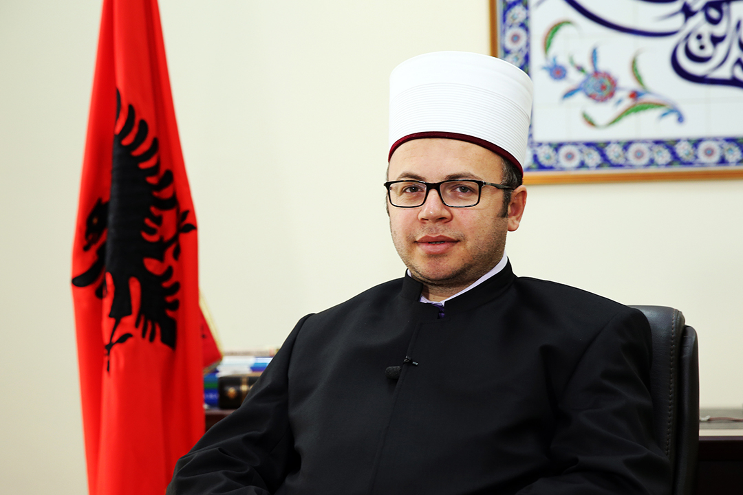 Eid al-Adha, the head of Albanian Muslim Community: Let us be tolerant and forgiving