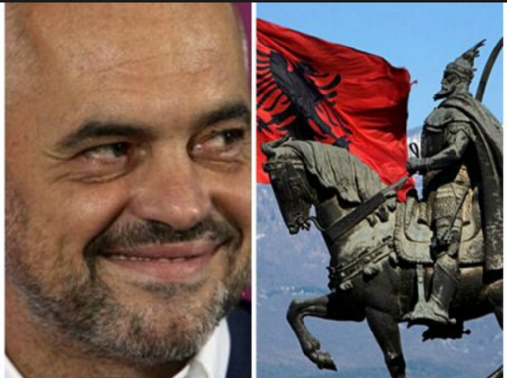 Albanian Prime Minister announced the Pan-National Year of Scanderbeg