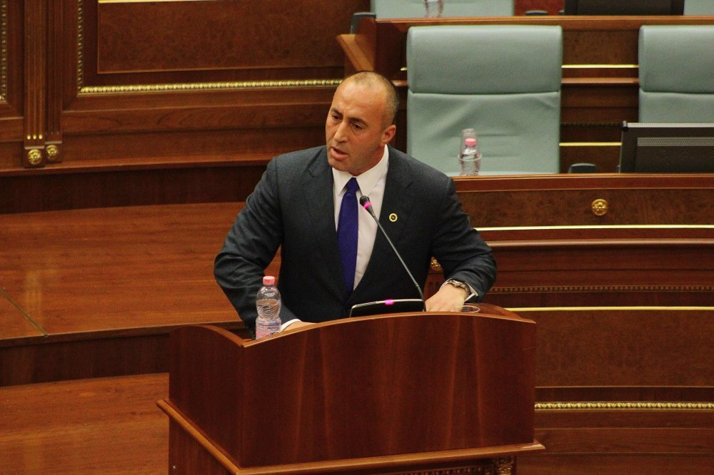 Haradinaj dismisses the option for the division of Kosovo