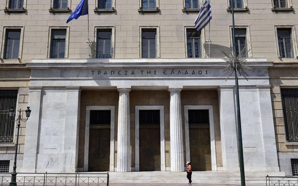 Greek fiscal policy mix needs to change, Bank of Greece says