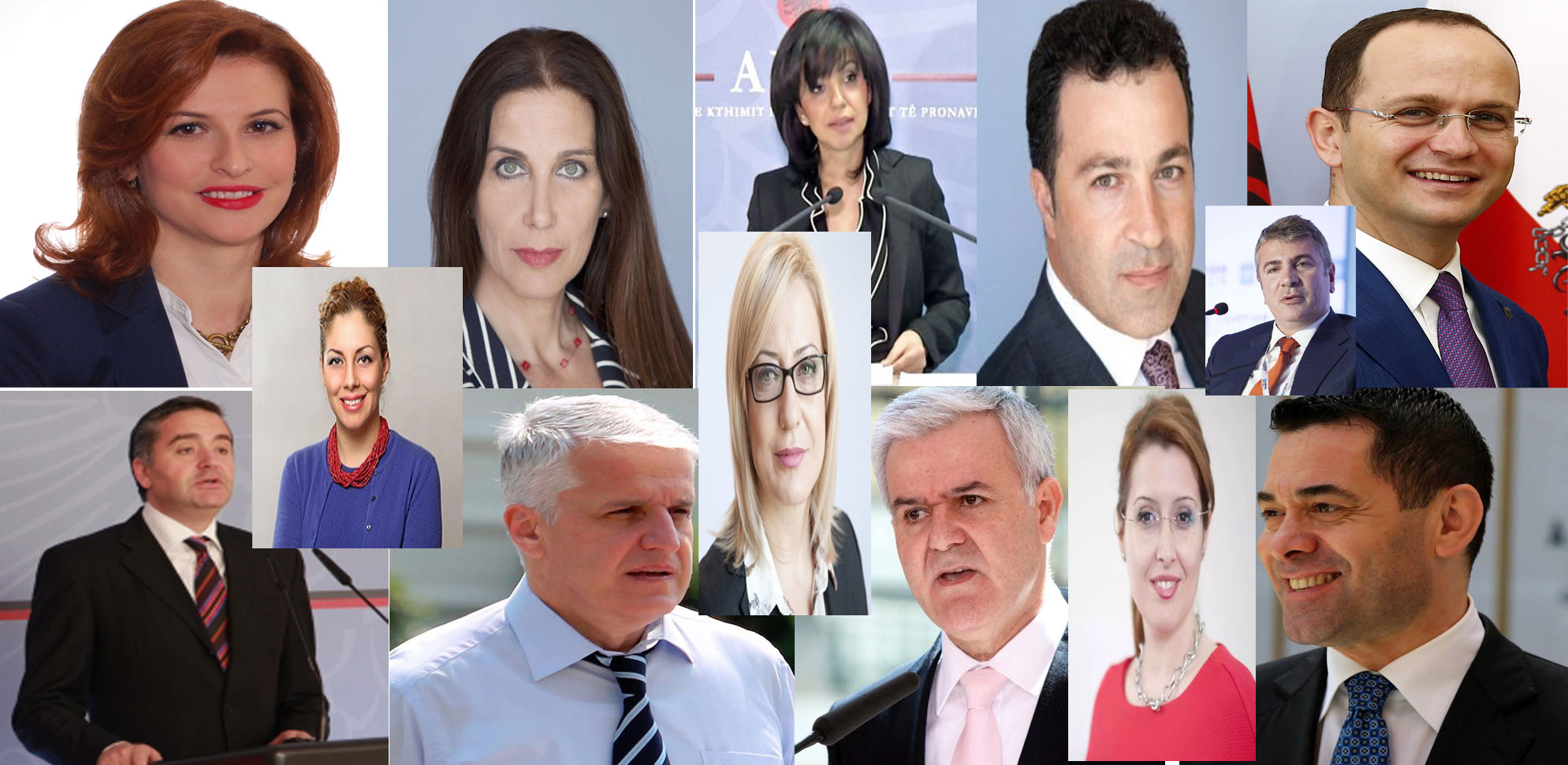 New changes in the Albanian government, many institutions merge with each other
