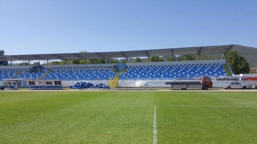 UEFA decides:  FYROM-Albania will be played in Strumica
