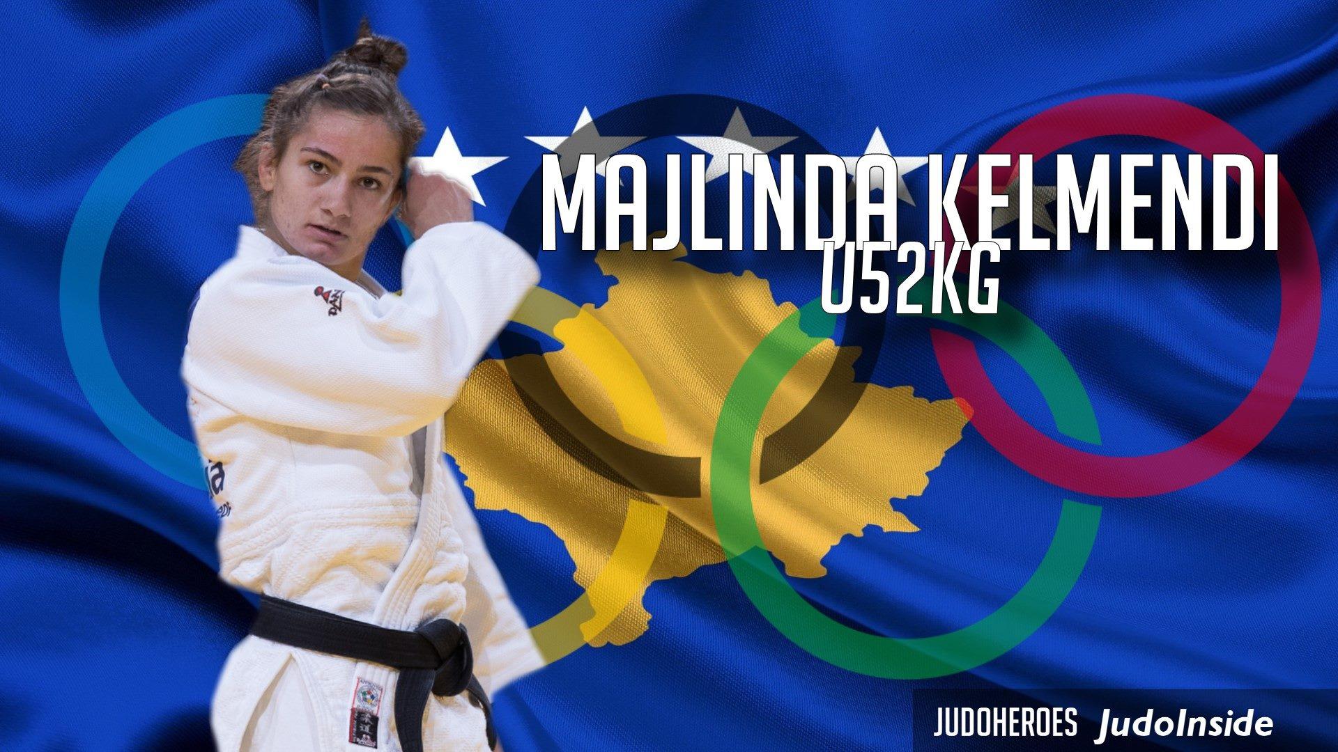 Majlinda Kelmendi announced the best judoka in the world