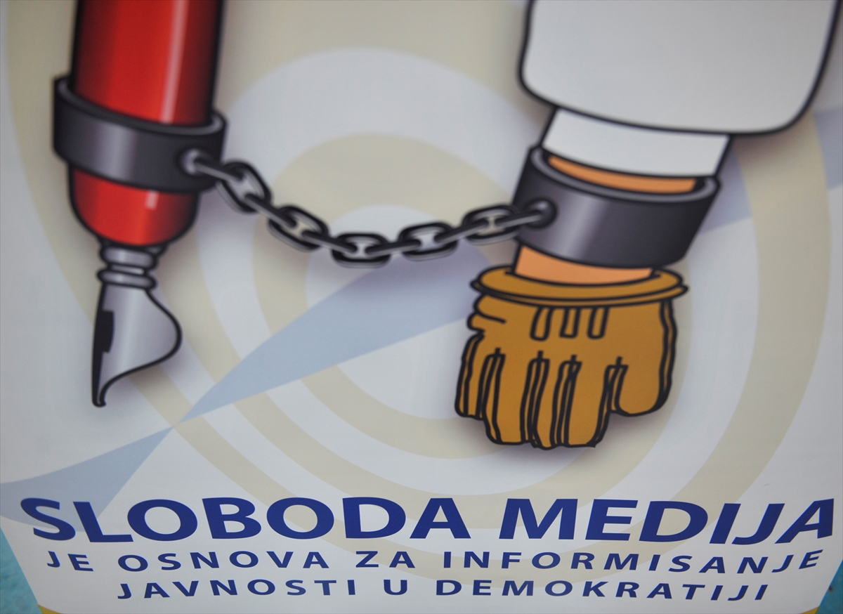 Journalists targeted in BiH