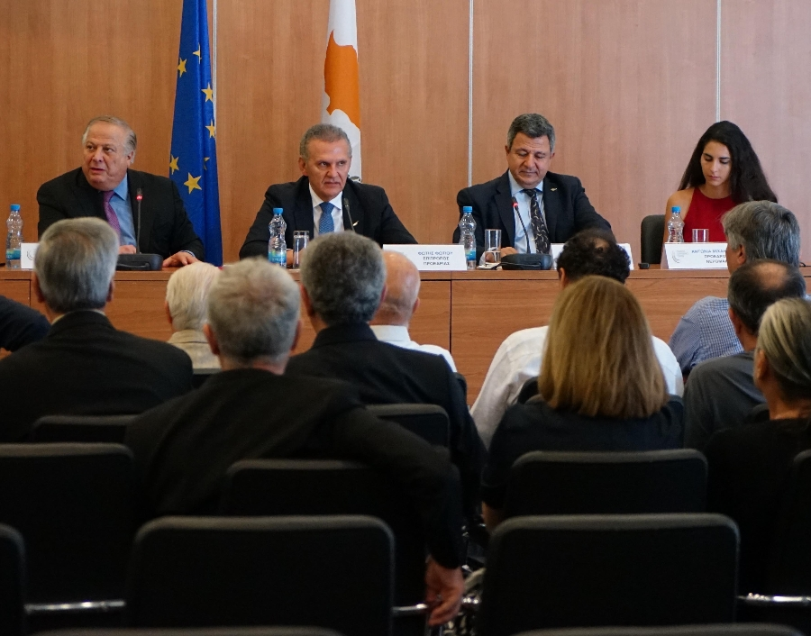 Overseas Cypriots Conference wraps up deliberations