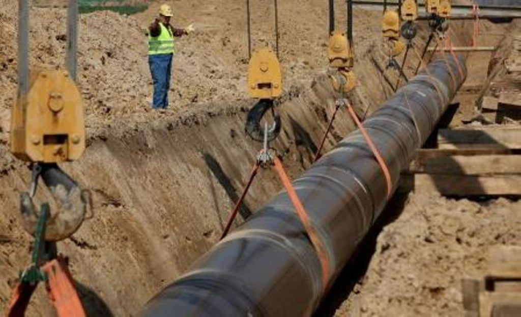 TAP pipeline: 47% of the pipes have been installed so far in Albania