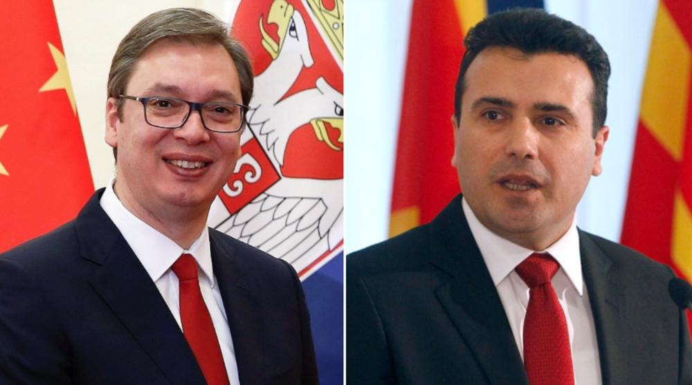 "Vucic and Zaev ""reached an agreement"""